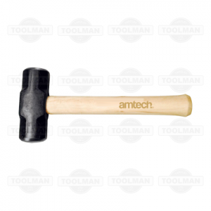 Amtech Lump Hammer - Hickory Shaft
