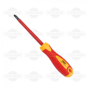 Draper Expert VDE PH2 x 100mm Screwdriver