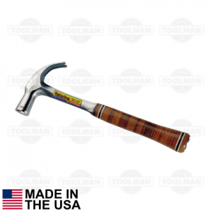 Estwing Claw Hammer With Leather Handle (English Pattern)_usa