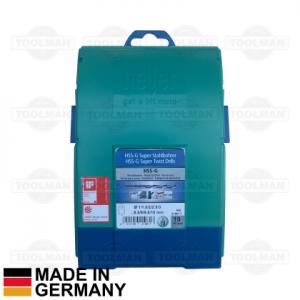 Heller 19pce HSS-G Drill Bit Set_germany