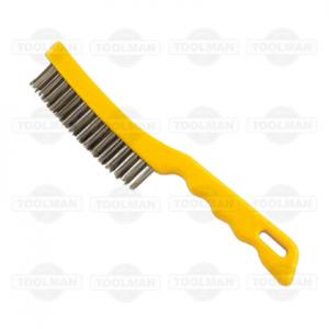 Hilka 4 Row Wire Brush