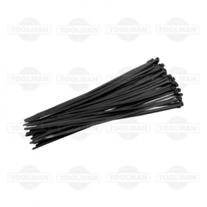 JAK Black Cable Ties