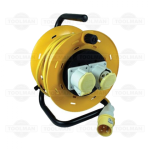 PTI 110v Extension Reel