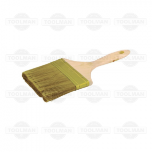 Rolson 6inch Wooden Handled Paint Brush