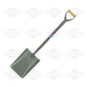S&J Tubular Steel Taper Mouth No2 Shovel