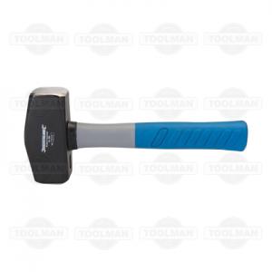 Silverline Lump Hammer - Fibreglass Shaft