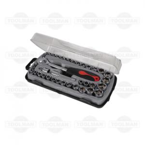 Silverline Socket Set 633754