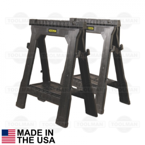 Stanley Saw Horse Set_usa